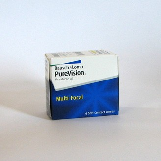 Bausch + Lomb PureVision Multi-Focal  - 1 Testlinse