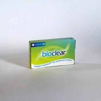 Sauflon bioclear - 1 Testlinse