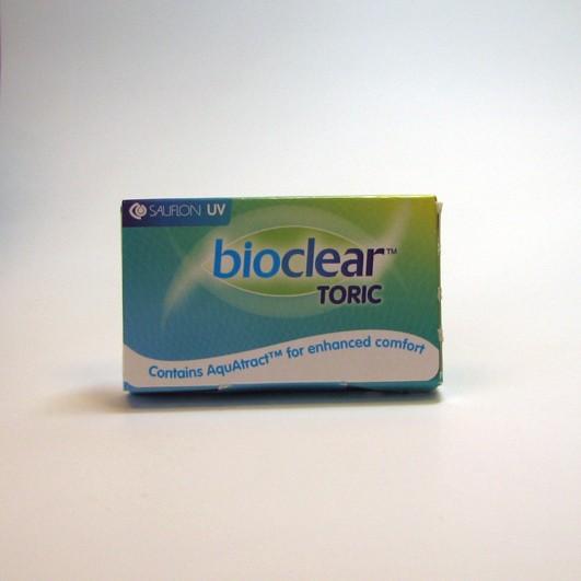 Sauflon bioclear TORIC - 1 Testlinse