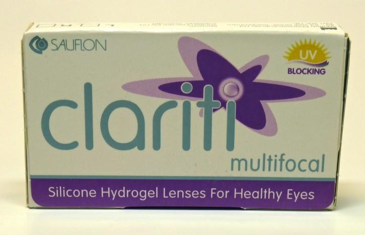 Sauflon clariti multifocal