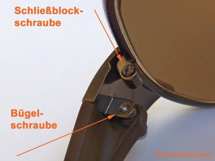 PORSCHE DESIGN® Sonnenbrille Ersatz Schrauben 1 Paar