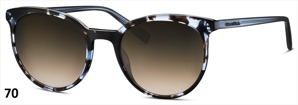 MARC O'POLO Eyewear MARC O'POLO 506133 70 blau strukturiert xa9X5