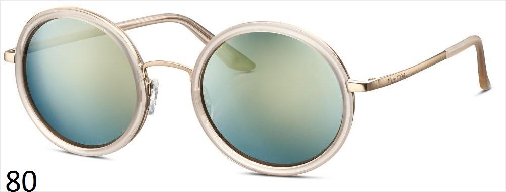Marc O'Polo Eyewear Marc O'Polo 505047 80 Mauve Gold kte0Kot