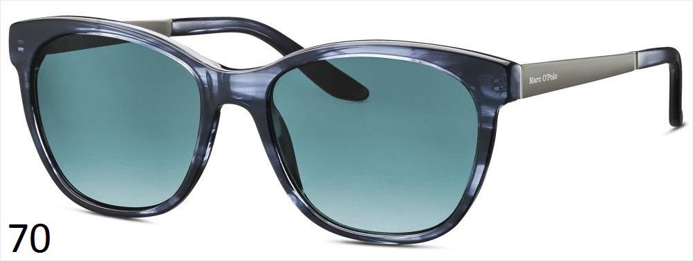MARC O'POLO Eyewear MARC O'POLO 506114 50 violett strukturiert ZYAxEQFPI