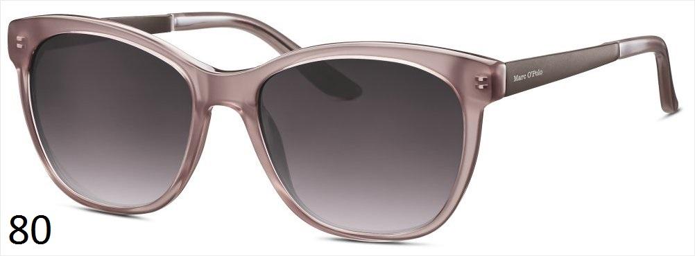 MARC O'POLO Eyewear MARC O'POLO 506114 50 violett strukturiert tpI717tS