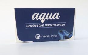 oculsoft Monthly AQUA SPHERIC - 3er Box