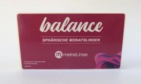 oculsoft Monthly BALANCE SPHERIC - 6er Box
