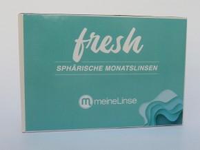 oculsoft Monthly FRESH SPHERIC - 6er Box
