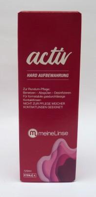 oculsoft® activ Aufbewahrungslösung 120ml