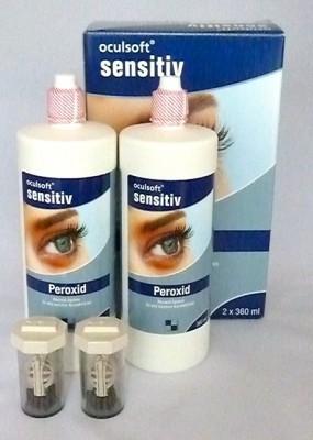 oculsoft® sensitiv Peroxid 2x360ml
